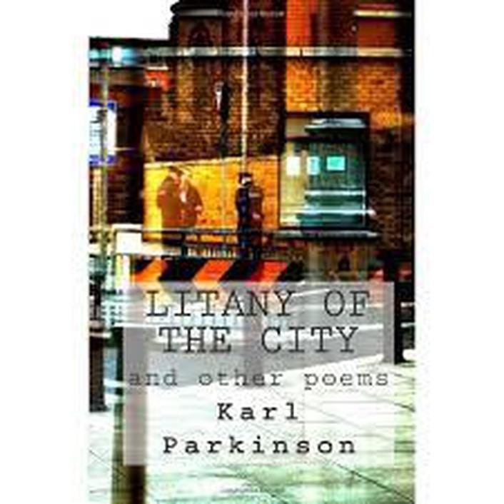 Poet Karl Parkinson