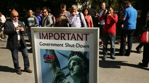 No perceptible increase in US initial jobless filings last week from non-federal workers laid off in government shutdown