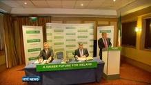 Sinn Féin and Fianna Fáil disagree over budget