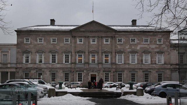 The first meeting of the new Dáil is next Thursday