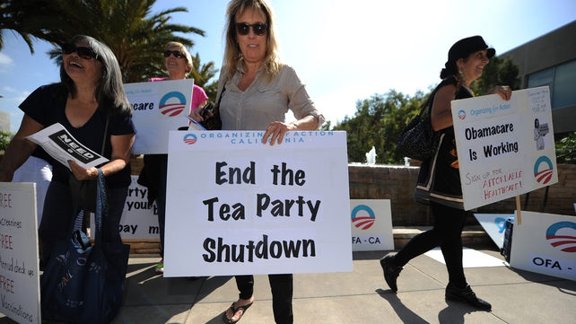 Polls suggest most Americans blame Republicans for the shutdown