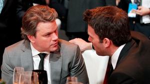 Matt Damon and Ben Affleck are teaming up once again