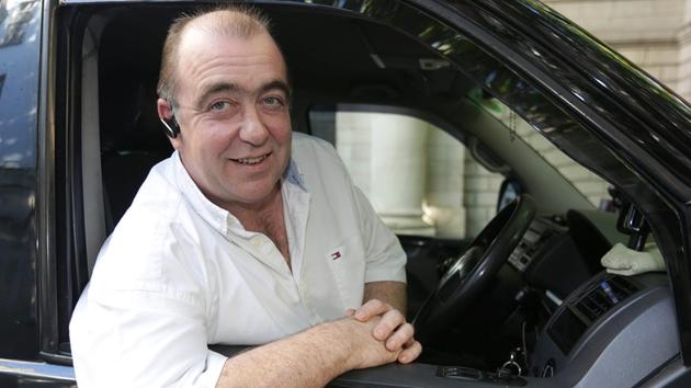 Michael Jackson's former Irish driver Ray O'Hara