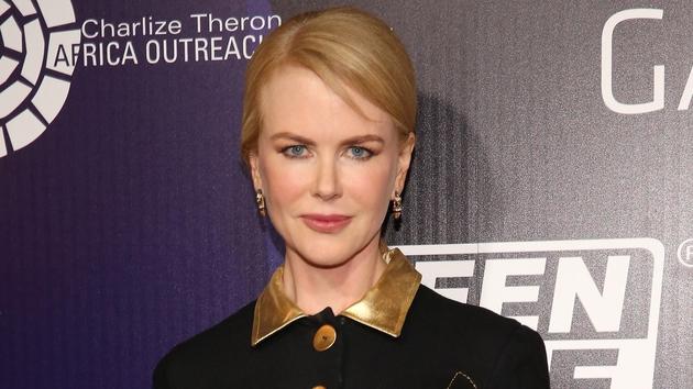 Nicole Kidman for indie thriller