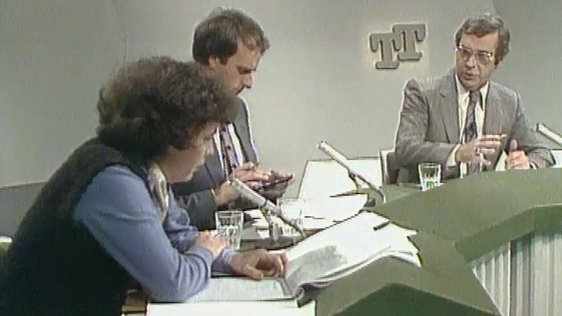 'Today Tonight' Studio Debate, 27 January, 1982.