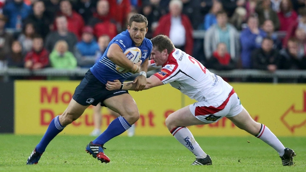 Jimmy Gopperth in action against Ulster during a pre-season friendly