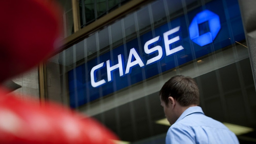JPMogan Chase & Co says net income fell to $5.28 billion in Q4