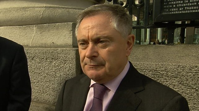 Brendan Howlin said he would speak to Minister for Health James Reilly again later today