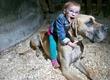 Brianna & her pet dog Charlie