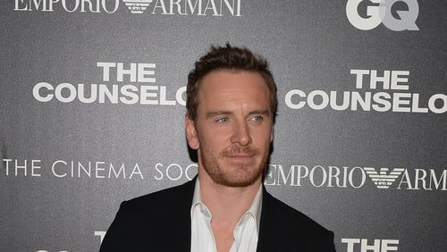 Michael Fassbender credits Brad Pitt with launching his movie career
