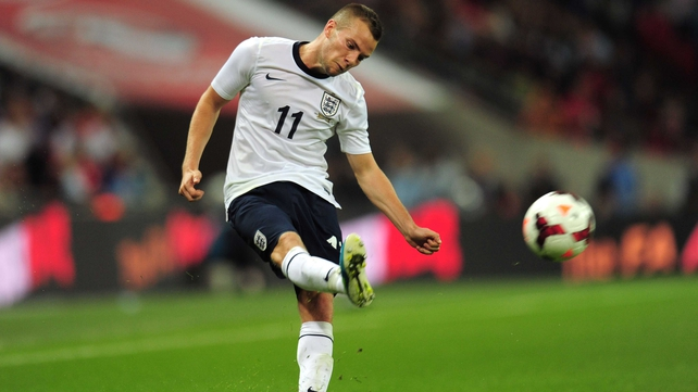 Cleverley has been one of the most used players under Roy Hodgson, starting every game he was available for