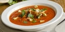 Oaxacan Chicken Soup with Accompaniments  - Darina Allen's delicious soup as seen on the Today Show.
