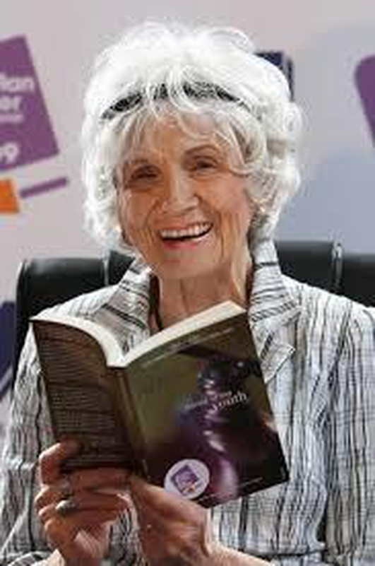 Alice Munro - Nobel Prize for Literature