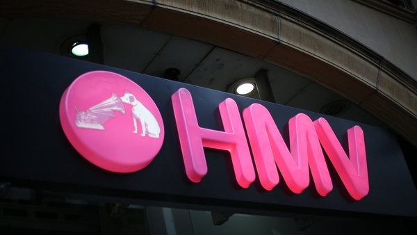 HMV back on Grafton Street this Easter
