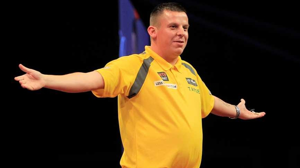 Dave Chisnall: 'I've shown that I can beat the two best players in the world' (pic: Lawrence Lustig/PDC)