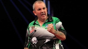 Phil Taylor is bidding for a 17th World Championship