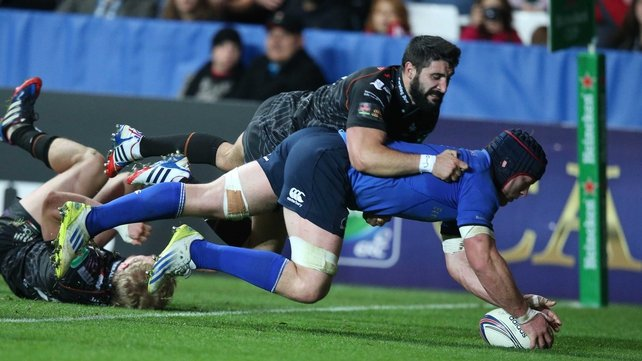 Sean O'Brien starts at openside flanker