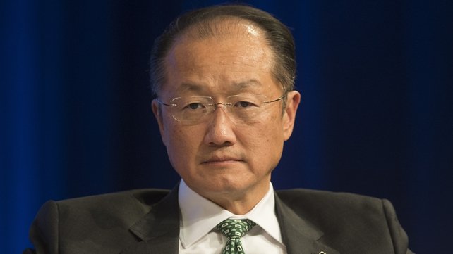 World Bank president Jim Yong Kim warns disaster looms for the developing world if the US shutdown row is not resolved