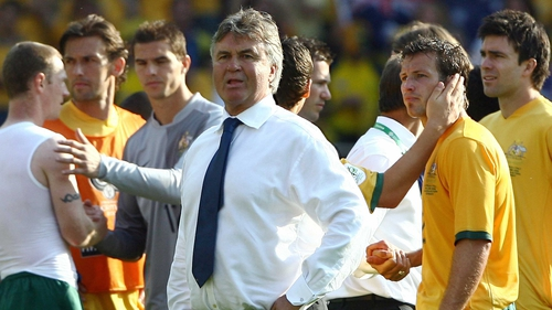 66-year-old Guus Hiddink quit as coach of Anzhi Makhachkala in July and a return to Australia on short-term deal might appeal