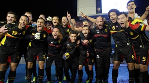 Belgium sealed their place in Brazil with victory over Croatia
