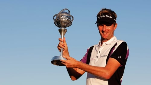 David Lynn carded a final round 63 to land the Portugal Masters
