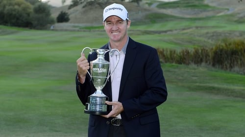 Jimmy Walker's Frys.com Open victory was his first PGA tour title