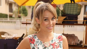 Lauren Conrad has named her son Liam James Tell