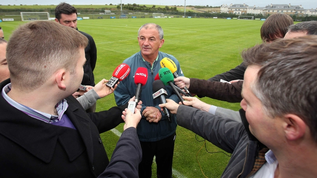 Noel King believes Ireland can secure three points against Kazakhstan