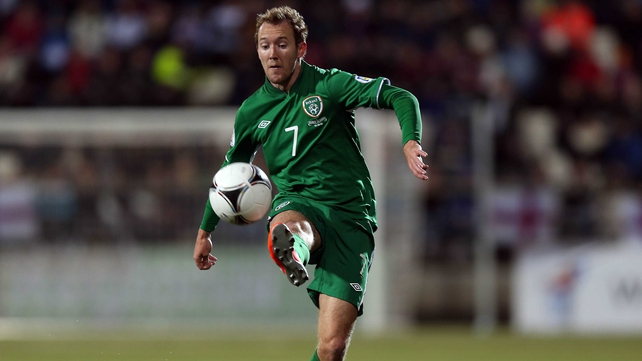 Aiden McGeady has warned that the next Ireland manager will have a tough task