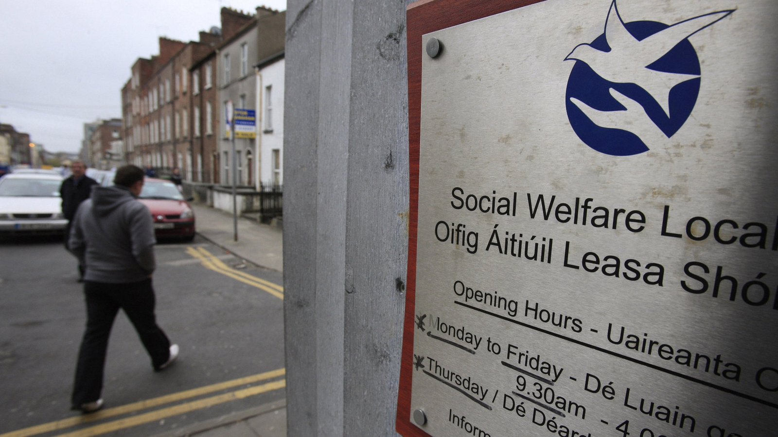 More than 700,000 receiving welfare supports