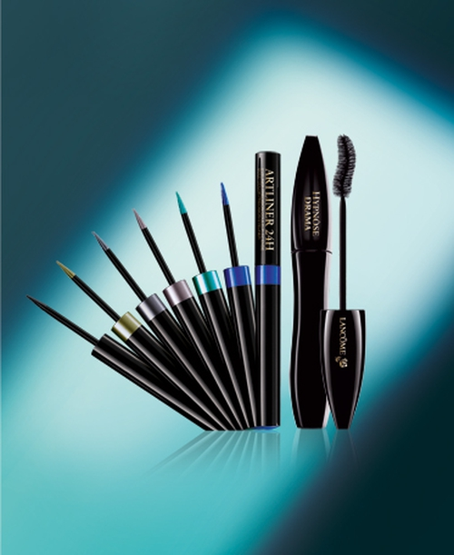 Lancome Artliner 24H range in six metallic shades