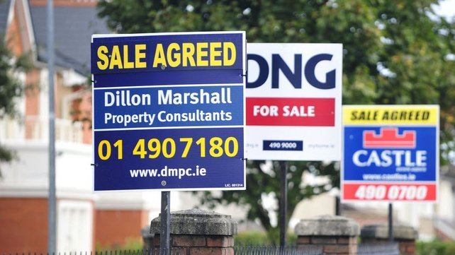 The IBF reports a a year on year increase of almost 30% in the number of properties listed for sale