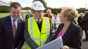 Frances Fitzgerald says she is confident the facility will be sufficient to meet demand
