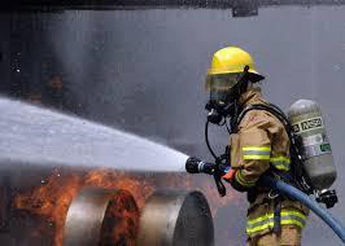 Canadian Fireman
