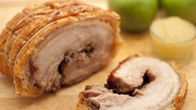 Wade Murphy's Slow Roasted Belly of Pork and Savoy Cabbage
