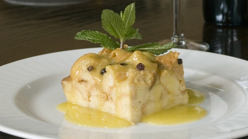 Kevin Dundon's Croissant Bread and Butter Pudding