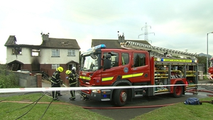 Emergency services were called to the scene shortly before 5am