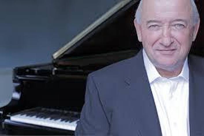 Pianist John O'Conor