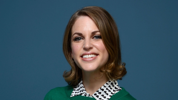 Amy Huberman has signed up for new film Ghosthunters