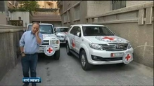 Four of seven Red Cross aid workers freed in Syria