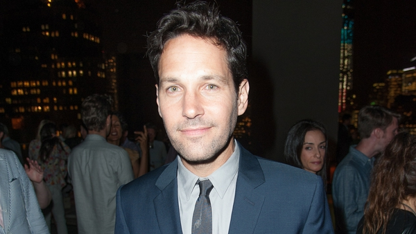 Paul Rudd confirmed for Ant-Man role
