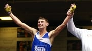 Sean McComb is into the last 16 in Doha
