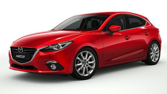 Mazda3 pricing