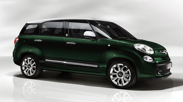 Fiat seven-seater