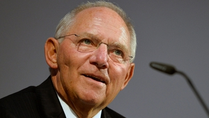 Wolfgang Schaeuble said a move involving the ESM would require a change in legislation in Germany