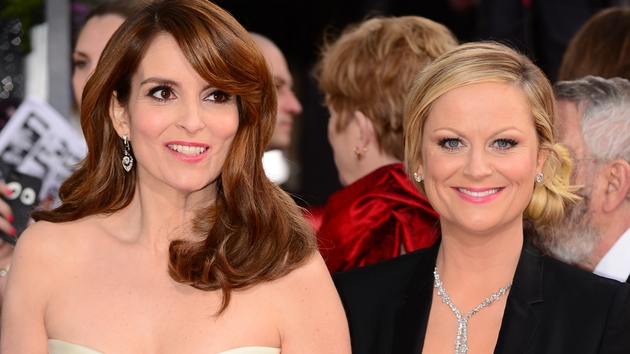 Tina Fey and Amy Poehler - Two-year deal