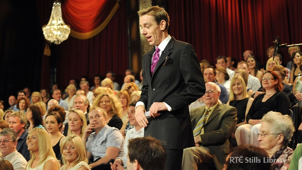 Ryan Tubridy on Tubridy Tonight final show (2009)