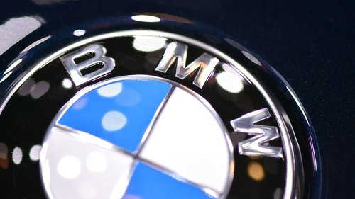 BMW sold more than 2.1m vehicles last year, while Mercedes-Benz sold 1.65m