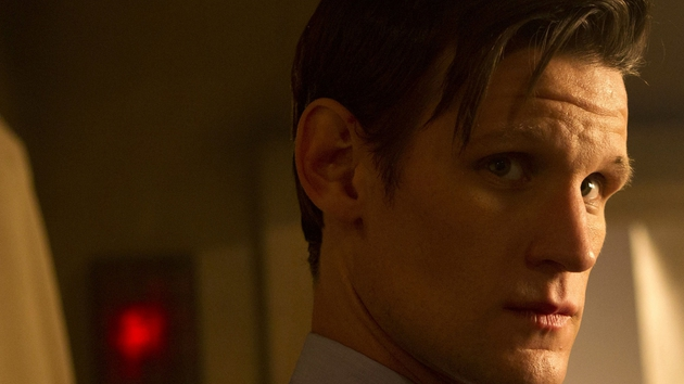 The soon-departing Matt Smith will star in the Doctor Who 50th anniversary special