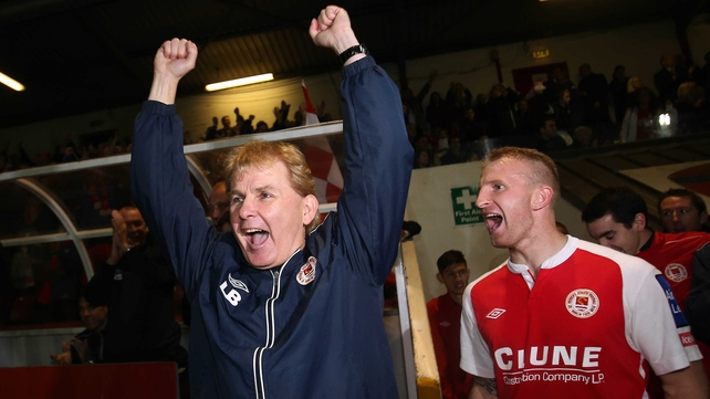 Liam Buckley's title success with St Pat's has been well earned